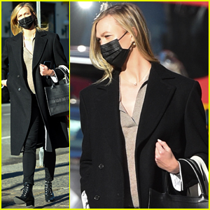 Karlie Kloss Makes Rare Appearance Out After Confirming Pregnancy!