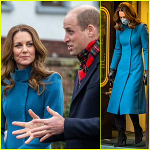 Prince William & Kate Middleton Have to Sleep in Separate Beds on Their Train Tour - Here's Why!