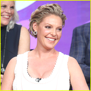 Katherine Heigl To Star As First Woman To Run For President in 'Woodhull'