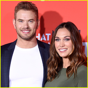 Kellan Lutz & Wife Brittany Reveal Sex of Their Baby on the Way!