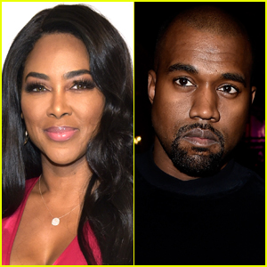 Kenya Moore Says Her Date with Kanye West 'Was a Disaster'