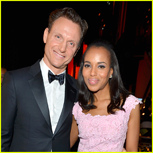 Scandal's Kerry Washington & Tony Goldwyn Are Team Fitz While Weighing In on Viral Mistress Tweet