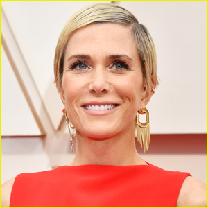 Kristen Wiig Gushes About Being a Mom to Her Twins in Rare Interview!