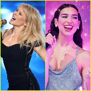 Dua Lipa Joins Kylie Minogue on 'Real Groove' Studio 2054 Remix - Listen Now!