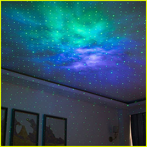 The Star Galaxy Night Light Projector Is 69% Off & Makes The Perfect Gift!