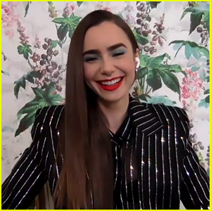Lily Collins Reacts to the Correct Pronunciation of 'Emily in Paris' Title