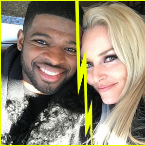 Lindsey Vonn & P.K. Subban Call Off Engagement, Split After 3 Years