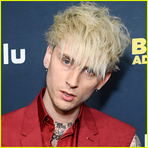Machine Gun Kelly Reveals He's in Therapy