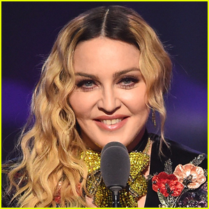 Madonna Shares Rare Post with All Six of Her Kids!