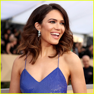 Mandy Moore Has a Question Upon Entering Third Trimester of Pregnancy