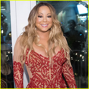 Mariah Carey Has Best Reaction After Seeing an Ornament Designed to Look Like Her