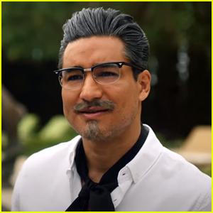 Mario Lopez Becomes Sexy Colonel Sanders For KFC & Lifetime Mini-Movie!