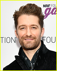 Some People Thought Matthew Morrison's Grinch Had a Sexual Vibe