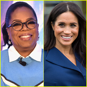 Oprah Winfrey Reveals the Christmas Gift She Received From Meghan Markle!