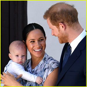 Prince Harry & Meghan Markle's First Podcast Features Archie Talking & Laughing, Plus So Many Celeb Cameos - Listen Now!