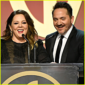 Melissa McCarthy & Husband Ben Falcone to Star In & Executive Produce Netflix Comedy Series 'God's Favorite Idiot'