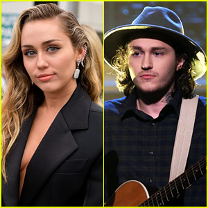 Miley Cyrus Reacts to Brother Braison's News That He's Expecting a Baby!