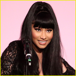 Nicki Minaj Opens Up About Giving Birth to Her Son