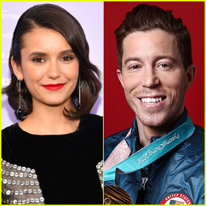 Nina Dobrev Shares the First Photo She Took with Boyfriend Shaun White