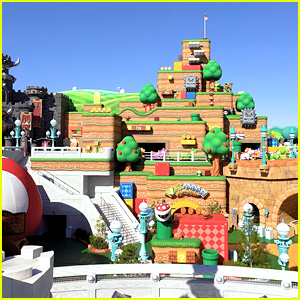 Look Inside Super Nintendo World at Universal Studios Japan with These Photos & Video!