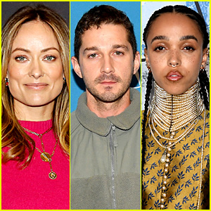 Olivia Wilde Shows Support for FKA twigs, Three Months After Shia LaBeouf Exited Her Movie