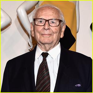 Iconic Fashion Designer Pierre Cardin Passes Away at 98