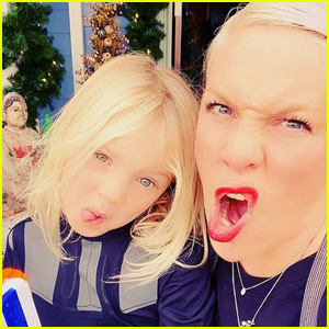 Pink Shares a Sweet Message for 4-Year-Old Son Jameson on His Birthday