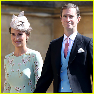 Is Pippa Middleton Pregnant? New Report Says She's Expecting Second Child with James Matthews