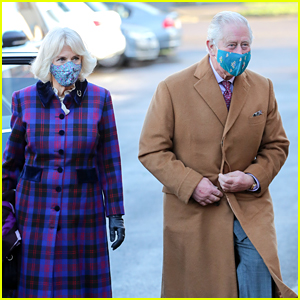 Prince Charles Reveals If He Had The COVID-19 Vaccine Yet