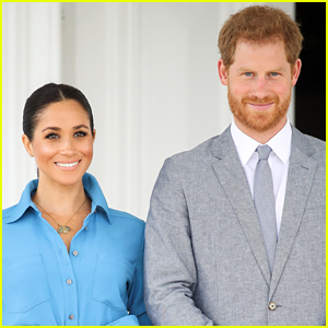 Prince Harry & Meghan Markle Bought Their Christmas Tree This Week & Something Funny Reportedly Happened While There!