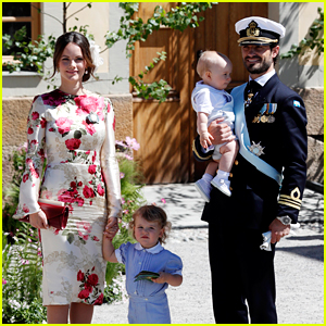 Sweden's Prince Carl Philip & Princess Sofia Expecting Third Child Together