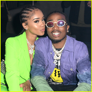 Quavo Gave A Gorgeous Bentley To Saweetie For Christmas!