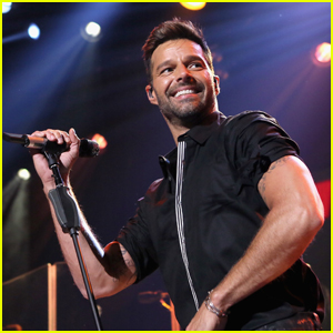 Ricky Martin Shares Rare Picture of His Baby Son Renn