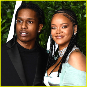 Rihanna & Boyfriend A$AP Rocky Pack on the PDA on Vacation in Barbados!