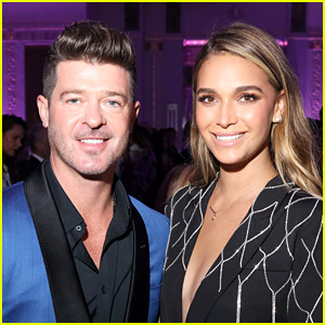 Robin Thicke Welcomes Baby Boy with April Love Geary - See His First Photo!