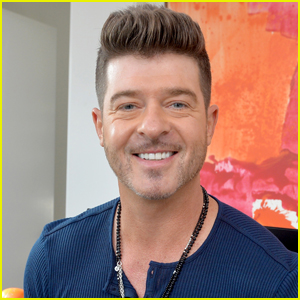 Robin Thicke Drops 'Fire It Up' Single Days After Welcoming Son Luca - Listen Now!