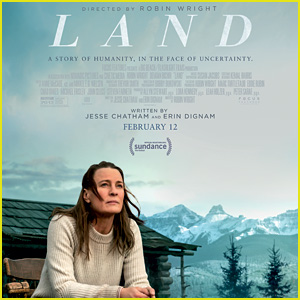 Robin Wright's Directorial Debut 'Land' Gets First Trailer - Watch Now!