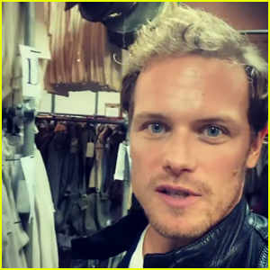 Sam Heughan Gives an Exciting 'Outlander' Season 6 Update!