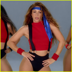 Shakira Teams Up With Black Eyed Peas for 'Girl Like Me' Music Video - Watch!