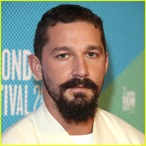 Shia LaBeouf's Face Mask Seems to Send a Message Amid FKA twigs Lawsuit