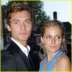 Sienna Miller Talks About Experiencing 'Public Heartbreak' During Ex-Fiance Jude Law's Affair with His Nanny