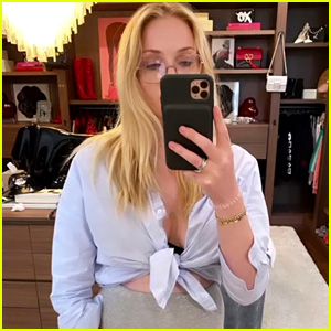 Sophie Turner Shares 12 Never-Before-Seen Photos from Every Month of 2020