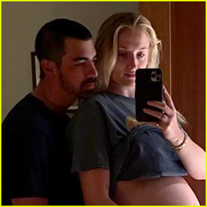 Sophie Turner Shares Rare Throwback Photo from Her Pregnancy!
