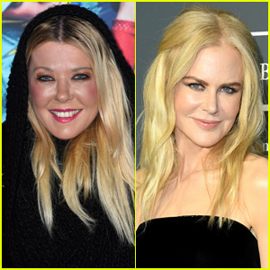 Tara Reid Doesn't Think She Actually Left That Comment on Nicole Kidman's Instagram
