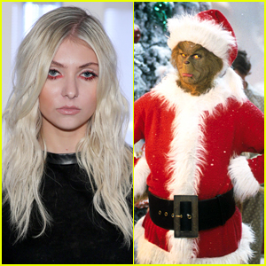 Taylor Momsen Gives Rare Interview About 'The Grinch' & Remembers Jim Carrey Being 'So Kind'