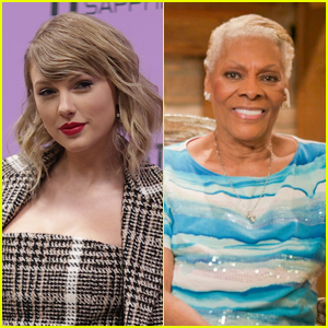 Taylor Swift & Dionne Warwick Have a Super Sweet Interaction on Twitter!