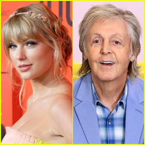 Taylor Swift Moved Evermore's Release Date Twice, In Secret, For Paul McCartney