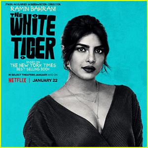 Priyanka Chopra's Upcoming Netflix Movie 'The White Tiger' Gets New Trailer - Watch Now!