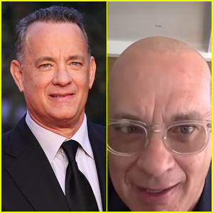 Tom Hanks Is Bald Now - See the Pic!