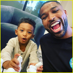 Tristan Thompson Shares Rare Photos with Son Prince on His 4th Birthday